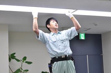 LED取付工事